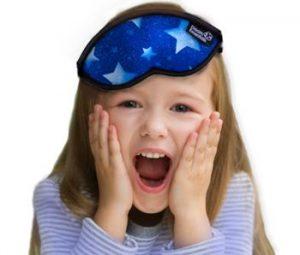 kids stars sleep mask Sleep with Autism Spectrum Disorder