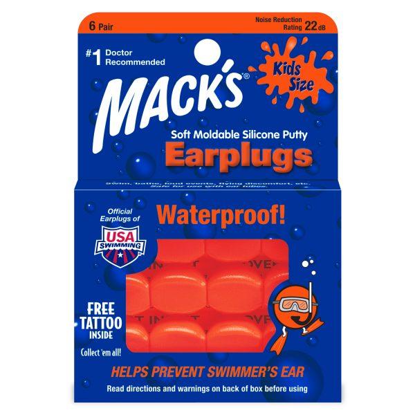 kids waterproof earplugs