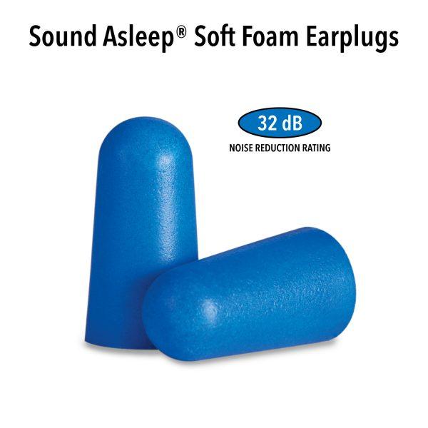 macks sound asleep soft foam earplugs