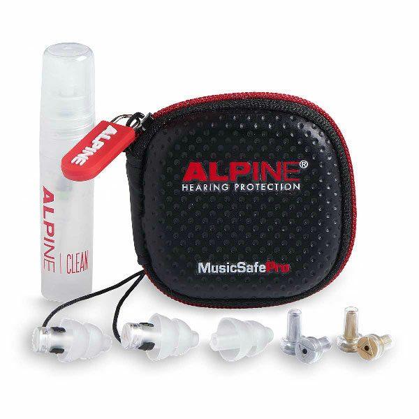 alpine music safe pro earplugs for musicians