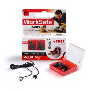 alpine reusable work earplugs