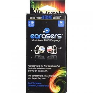 Erasers Musicians Earplugs
