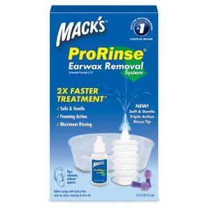 Macks Pro Rinse for Earwax