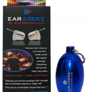 Earasers Earplugs for Musicians
