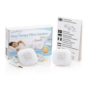 Pillow Speakers