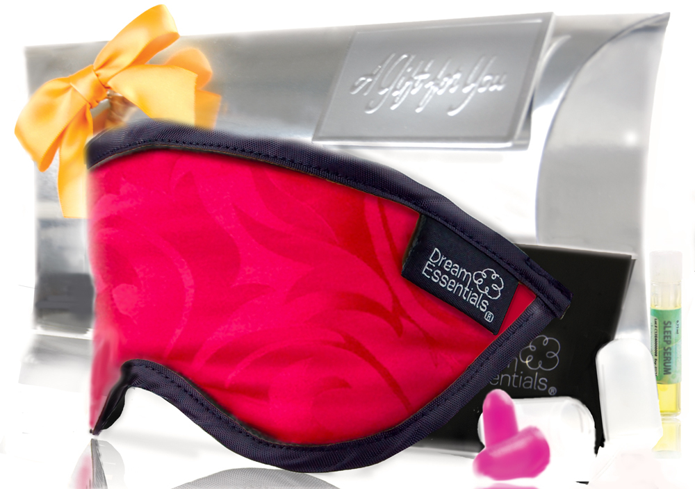 Luxury Mulberry Silk Sleep Mask Gift Set