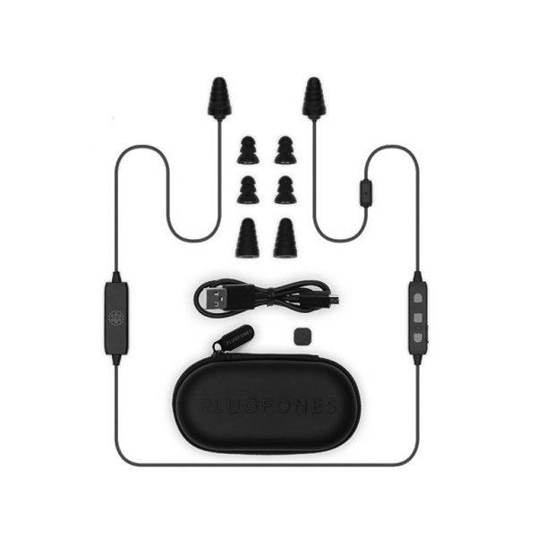 Plugfones Bluetooth Headphones