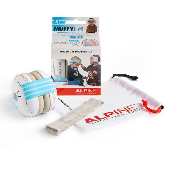 Alpine Muffy Earmuffs for Baby