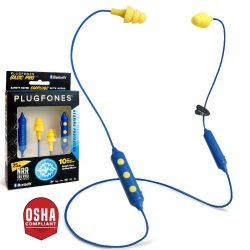 Bluetooth Plugfones Earplugs Earphones