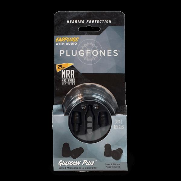 plugfones headphones for work
