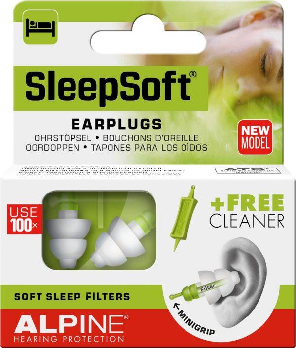 alpine sleepsoft earplugs for sleeping