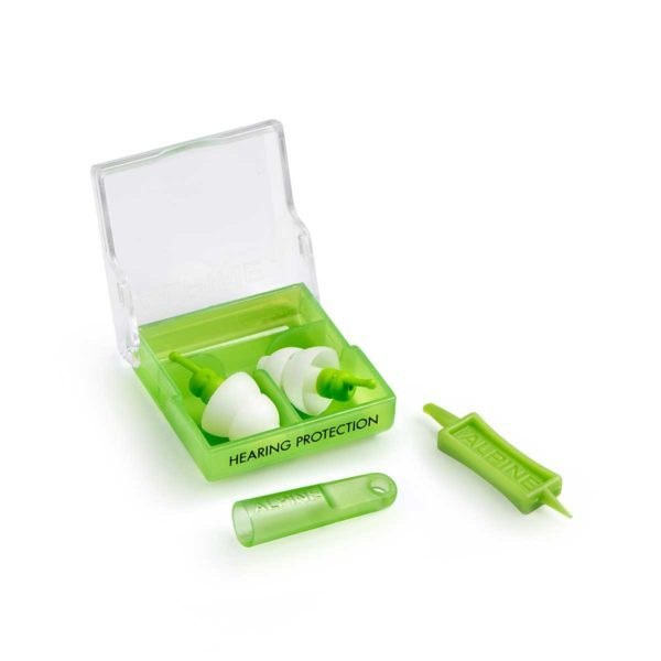 contents of alpine sleepsoft earplugs