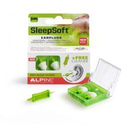 alpine sleepsoft earplugs packaging