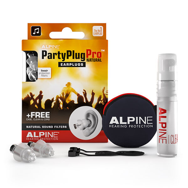 contents of party earplugs