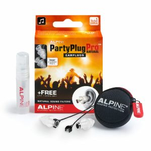 contents of alpine reusable party plugs