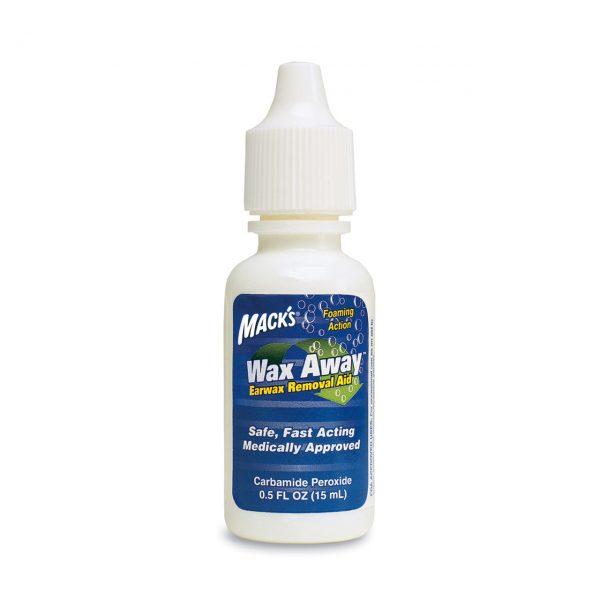 Medical Mack's Wax Away Earwax Removal Drops
