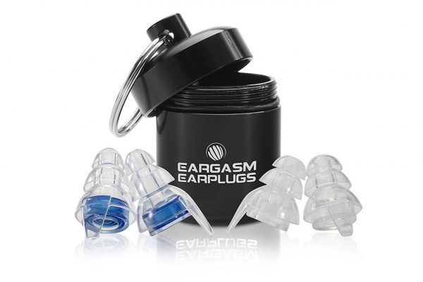 Eargasm Container Hi Fidelity Earplugs