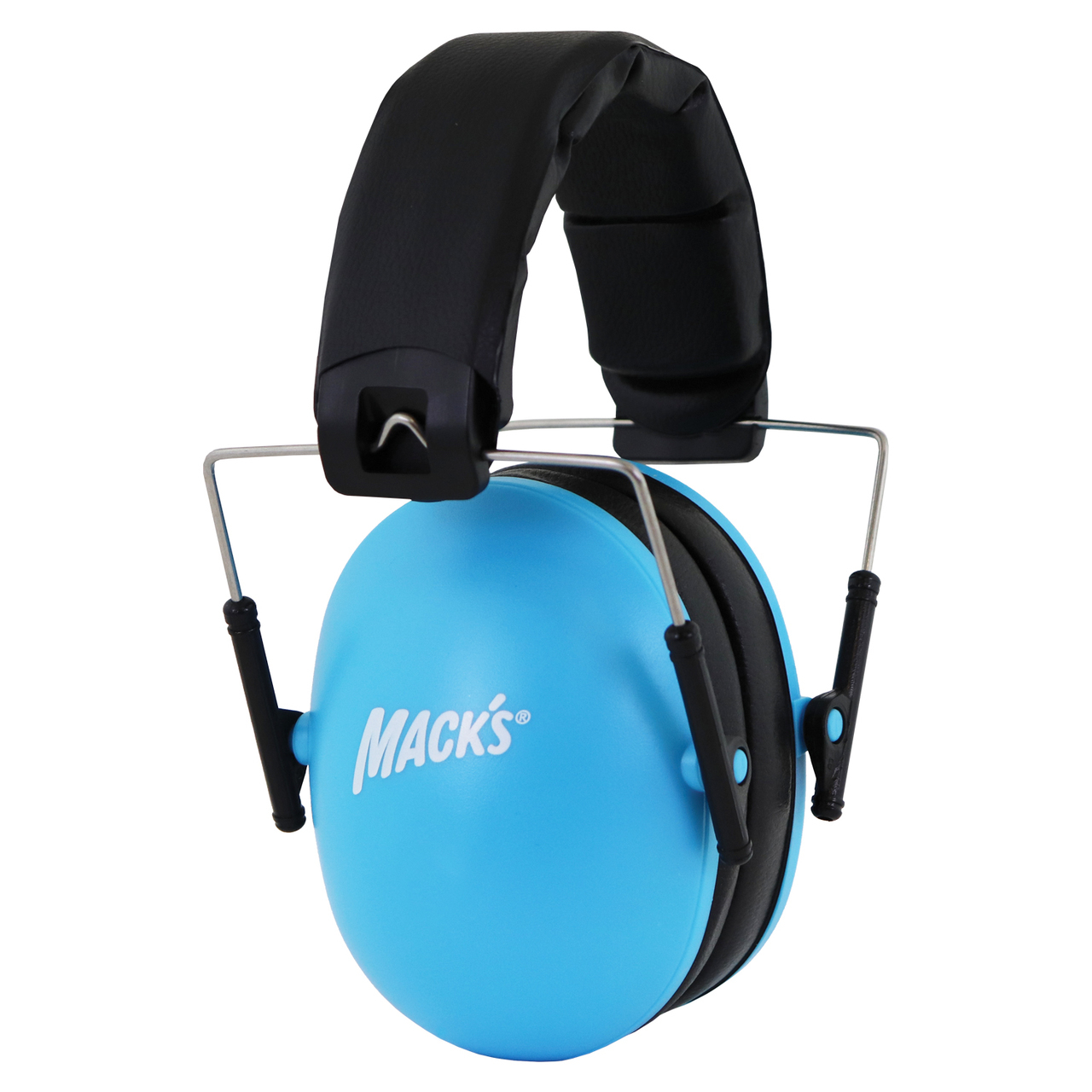 Macks Kids Size Earmuffs With Earplugs Sleep And Sound