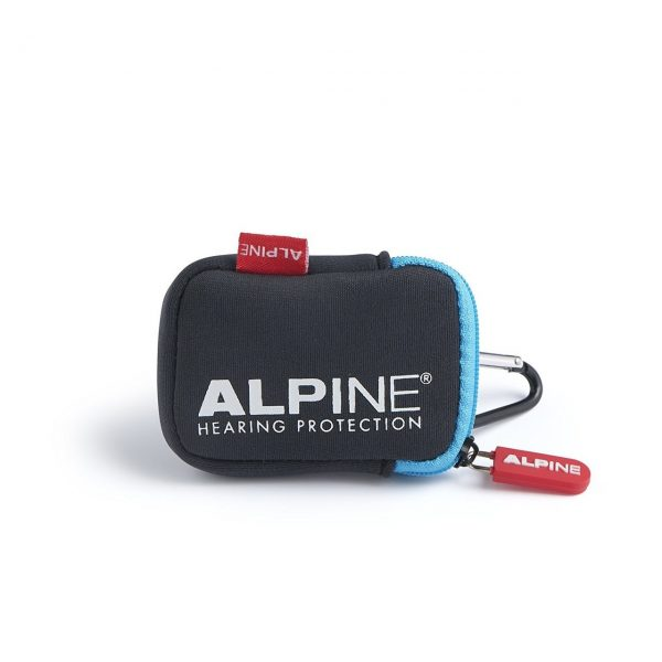 Alpine Surfsafe Earplugs for Surfers Case