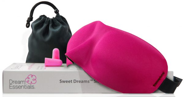 Sweet Dreams Molded Sleep Mask Set