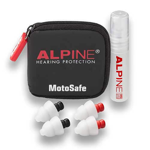 ALPINE MOTOSAFE PRO Carry Case (Tour & Racing Plugs)
