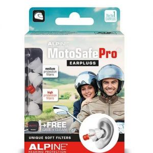 ALPINE MOTOSAFE PRO (Tour & Racing EarPlugs)