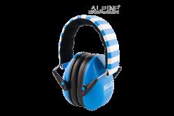 Blue Coloured Alpine Muffy - Kids Ear Muffs