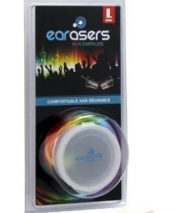 EARasers Peace and Quiet Earplugs
