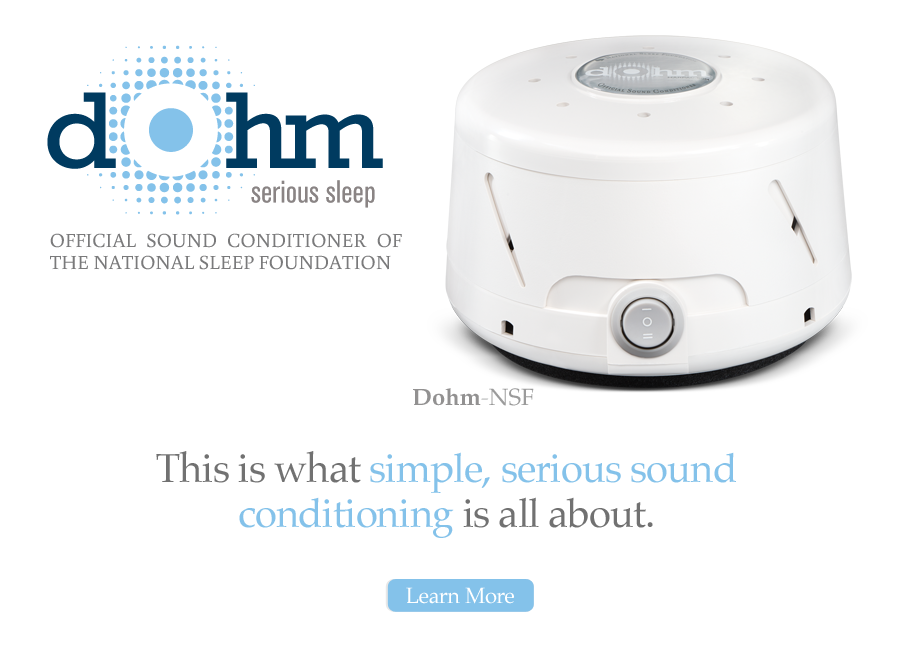 Marpac Dohm White Noise for Babies