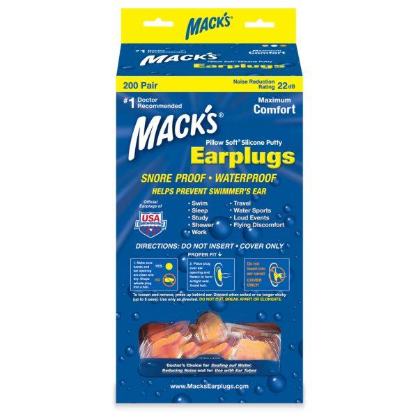 bulk waterproof earplugs for swimming
