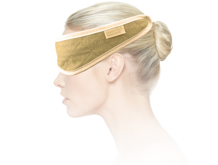 Natural Soft BAMBOO Breathe Easy Eye Mask