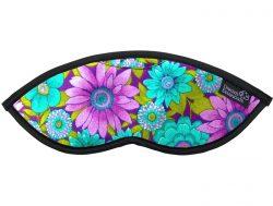 Aromatherapy Lavender Filled Sleep Mask Floral