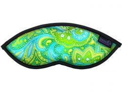 Aromatherapy Lavender Filled Sleep Mask Kiwi Jewel
