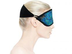 Aromatherapy Lavender Filled Sleep Mask Strap