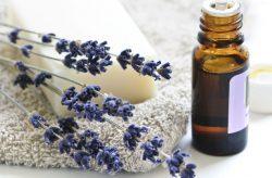 Aromatherapy Lavender Filled Sleep Mask