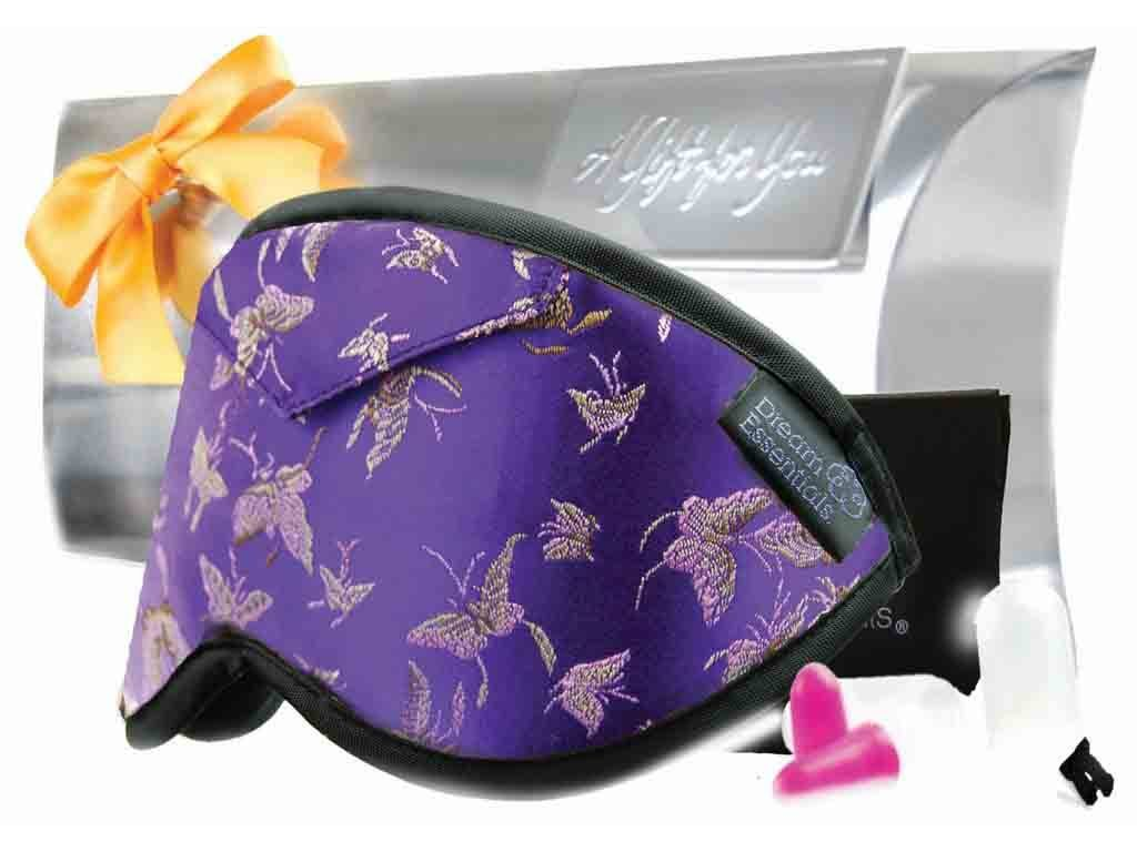 Opulence Brocade Sleep Mask Gift Pack