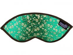 Opulence Luxury Patterned Brocade Green