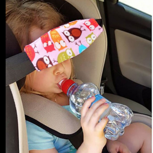 Child Car Seat Head Protector for Sleeping