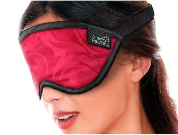 Luxury Silk Eye Mask