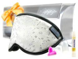 Silver Dreamer Luxury Sleep Mask - GIFT PACK