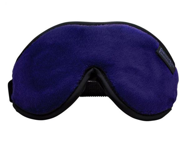 Navy Escape Luxury Eye Mask Navy