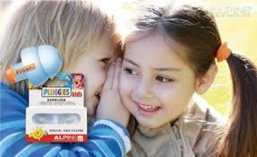 Alpine Kids Pluggies - Earplugs for Children