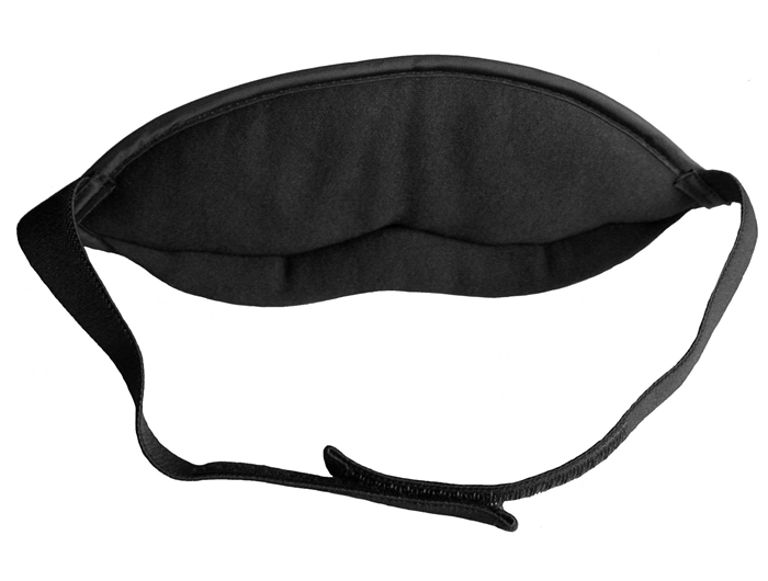 Luxury Opulence Plush Sleep Mask (FREE Earplugs)