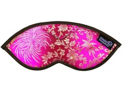 Pink Opulence Luxury Patterned Brocade