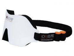 Total Eclipse Total Light Blocking Sleep Mask White