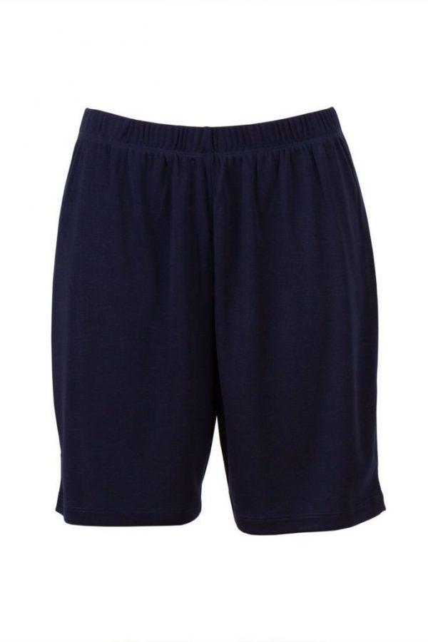 Navy Moisture Wicking Shorts