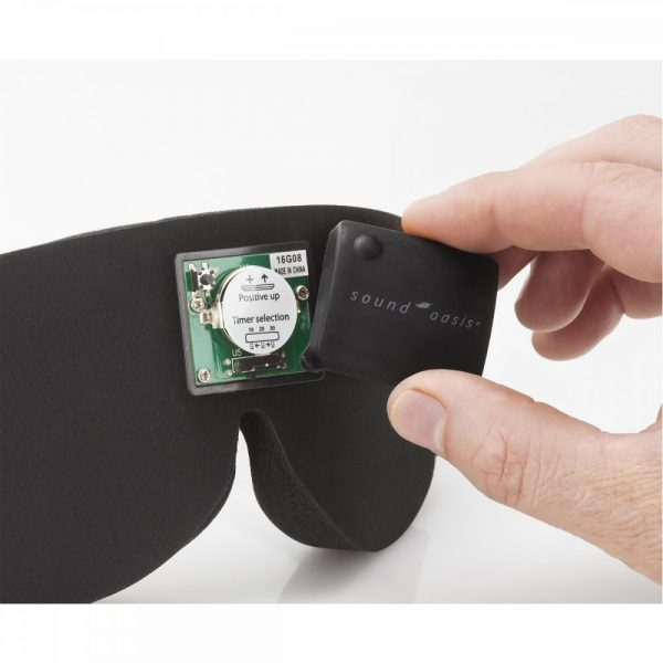 glo to sleep mask battery