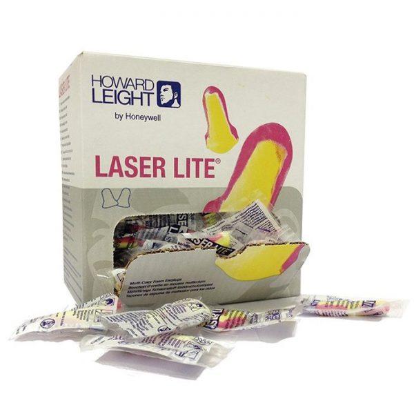 bulk buy Howard Leight laser lite soft foam earplug for noise