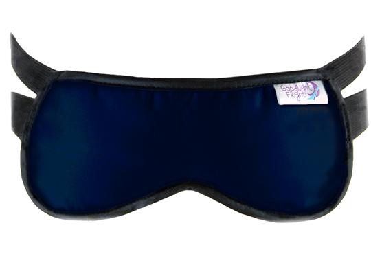 GoodNight Flight Sleep Mask Blue