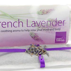 lavender sachet for aromatherapy sleep mask